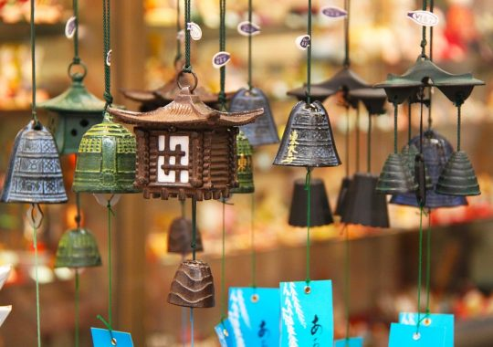 How to Use Wind Chimes in Feng Shui