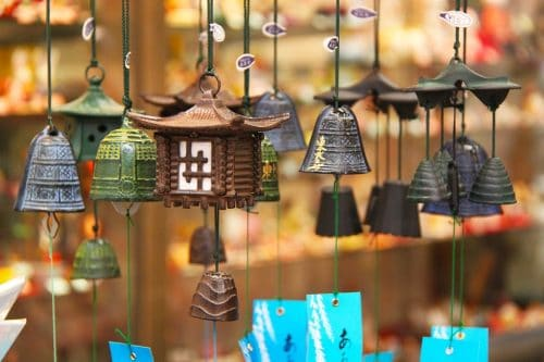 Best Wind Chimes Bamboo Metallic And Ceramic April 2018