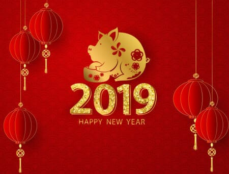 Chinese Horoscope 2019 - Year of the Earth Pig