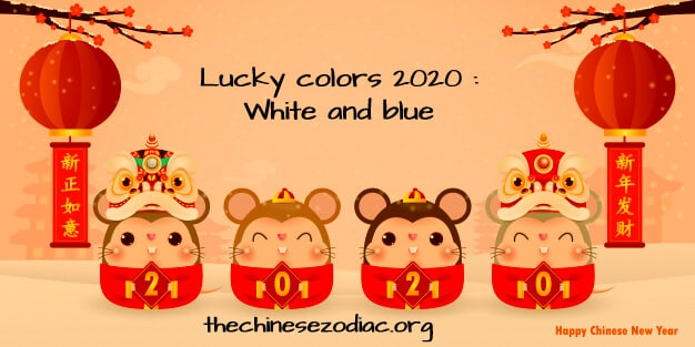 Extremely lucky colors for 2020 100 accurate - Lucky color of the year 2019 ...