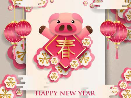 Chinese Horoscope 2019 – Year of the Earth Pig