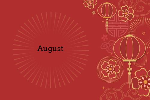 August 2019 Monthly Horoscope