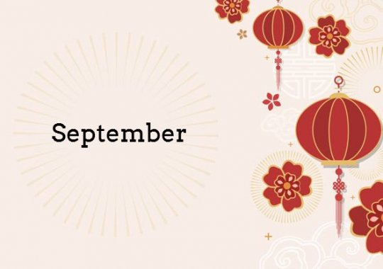 September 2019 Monthly Horoscope
