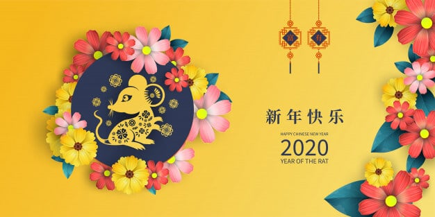 Korean New Year 2020.Korean Lunar New Year 2020 New 2020 Koningshaventilburg
